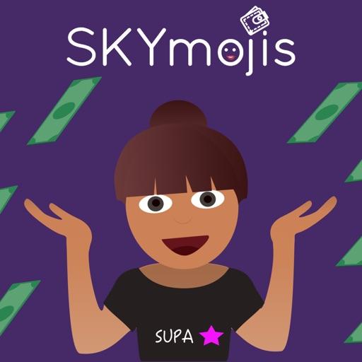 SKYmojis - Skylet Stickers