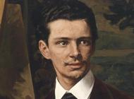 Eduard Von Gebhardt Artworks Stickers