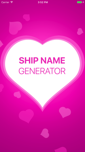 Fandom Ship Names Generator on the App Store