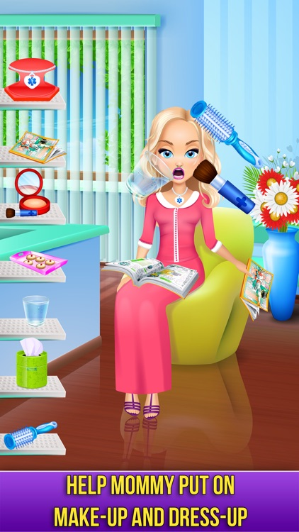 Baby Adventure - Salon Dress-up & Makeover Games