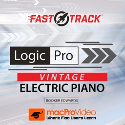 FastTrack™ For Logic Pro Vintage Electric Piano