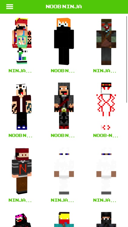 Noob Skin For Minecraft PE - 2017