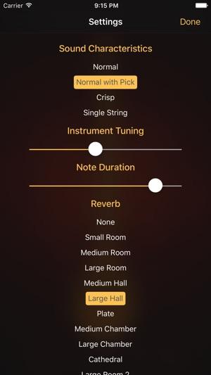 Tingalin - (Çiftelija) Albanische Musik-Instrument Screenshot
