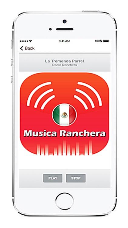 Musica Ranchera y Radios