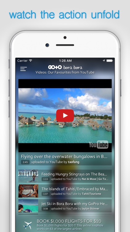 Go To Bora Bora Travel Guide screenshot-4