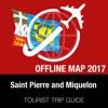 圣皮埃尔和密克隆 旅游指南+离线地图