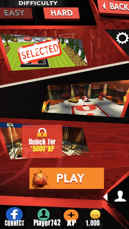 Basketball Big Rival: Real Slam Dunk Stars HD screenshot-4