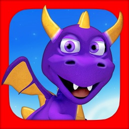 Talking Dragon Game - My Virtual Pet Friend