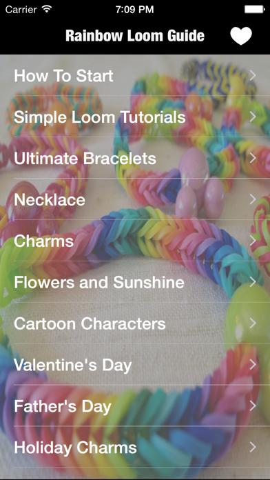 Rainbow Loom 2017 screenshot two
