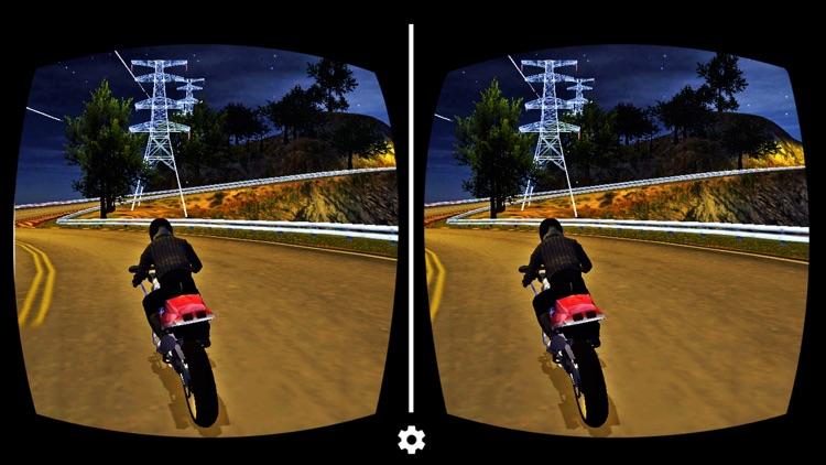 VR Stylish Crazy Bike Rider PRO