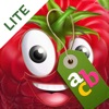 ムーナパズル・フルーツ - パズルゲーム幼児向け(日本語•英語) Lite - iPhoneアプリ