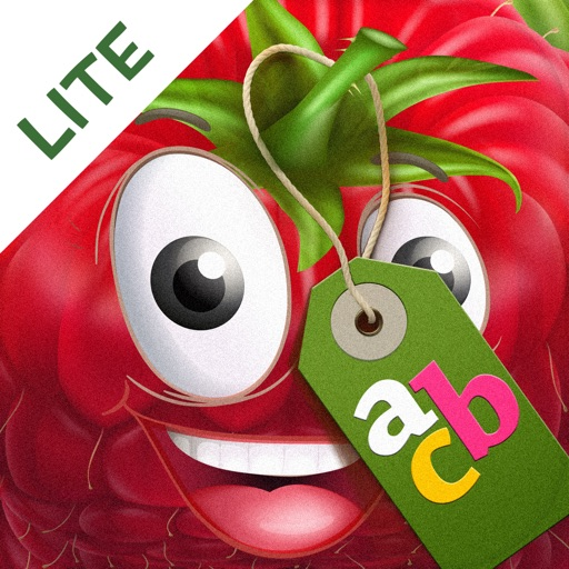 Moona Puzzles Fruits Lite learning games for kids
