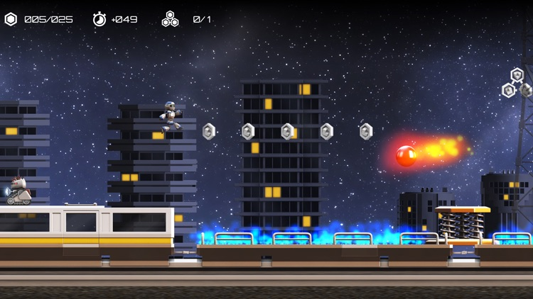 Atom Run screenshot-3