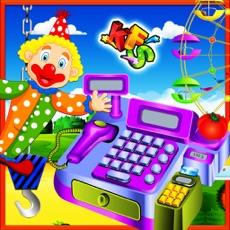 Activities of Theme Park Kids Cashier – Cash Register Games