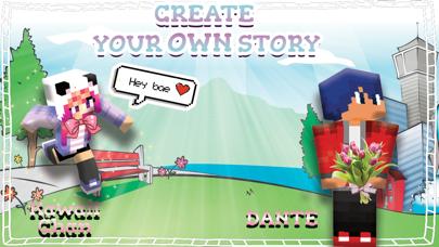 Cute Couple Dante & Kawaii Skins For Minecraft PE Screenshot