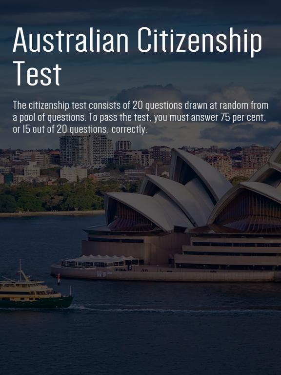 Australian Citizenship Practice Test 2017 screenshot 5