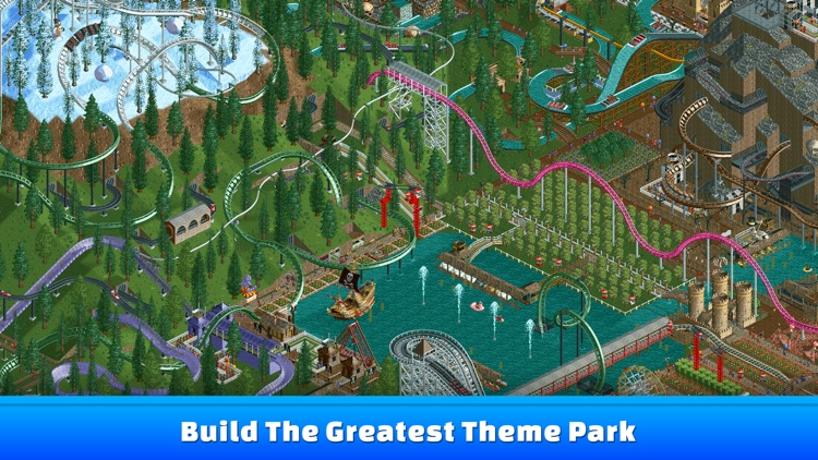RollerCoaster Tycoon® Classic screenshot-0