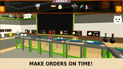 Pixel Sushi Restaurant Simulator screenshot three