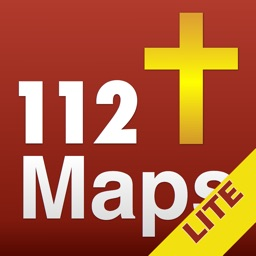 112 Bible Maps with Commentaries Lite