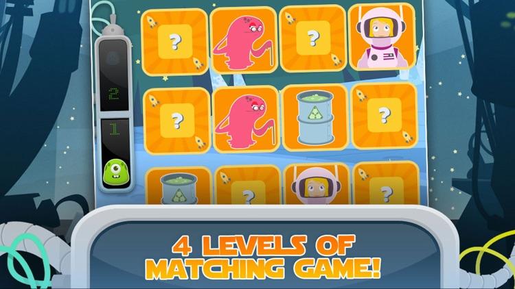 Space: Toddler Games, Free Learning 4 kids & boys screenshot-4