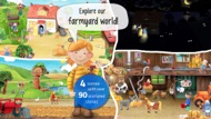 Tiny Farm: Toddler Games 2+ iphone images