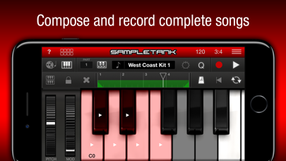 Screenshot #3 pour SampleTank