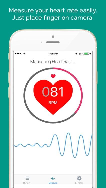 Heart Rate Tracker + Measurement screenshot-3
