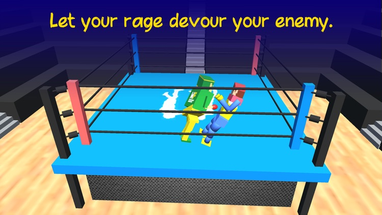 Drunken Wrestlers 3D-Toribash Gang Beasts Fighter