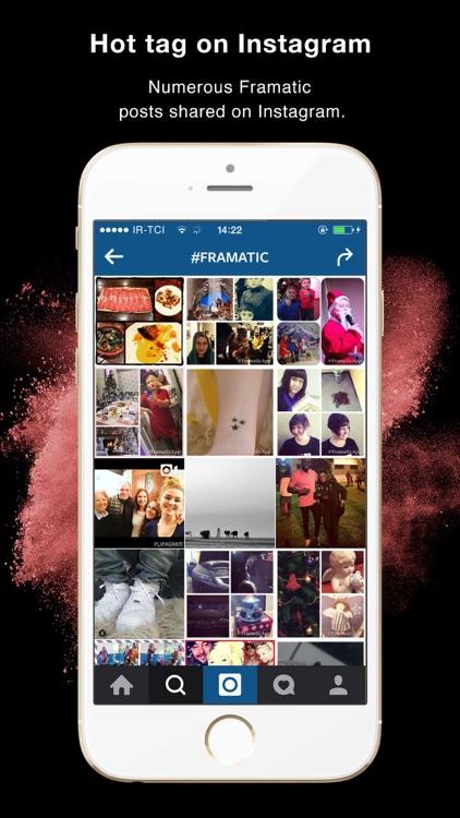 Framatic Pro - Photo Collage screenshot-4