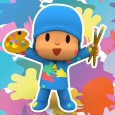 Activities of Pocoyo Colors free
