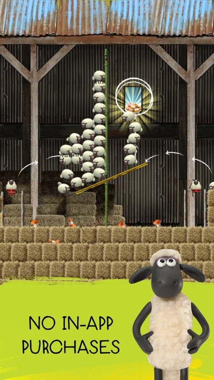 Shaun the Sheep - Sheep Stack screenshot-3