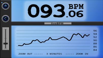 liveBPM - Beat Detectorのおすすめ画像2