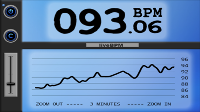 liveBPM - Beat Detector app image