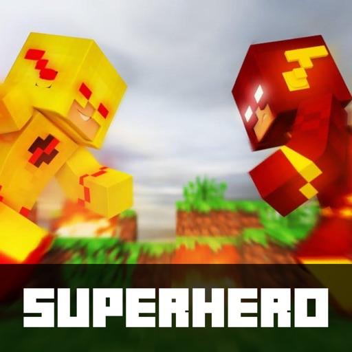 SUPERHERO FOR MINECRAFT POCKET EDITION(Add-on)