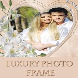 Luxury Life 3D Photo Frame