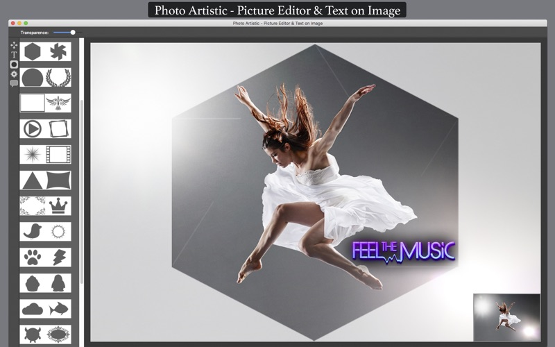 Photo Artistic - Picture Editor & Text on Image screenshot 2