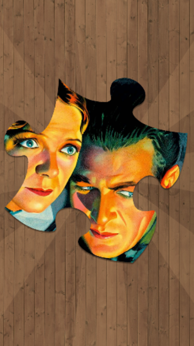 Vintage Movie Posters Puzzles screenshot one