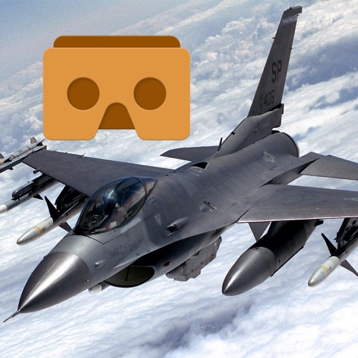 VR Fighter Jet Combat with Google Cardboard VR