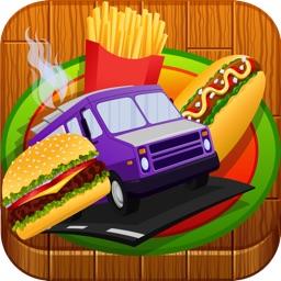 Fastfood Restaurant Game