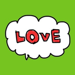 Love Messages Stickers