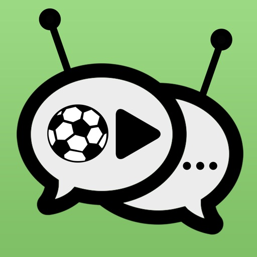 Social Football, live match scores and chat.