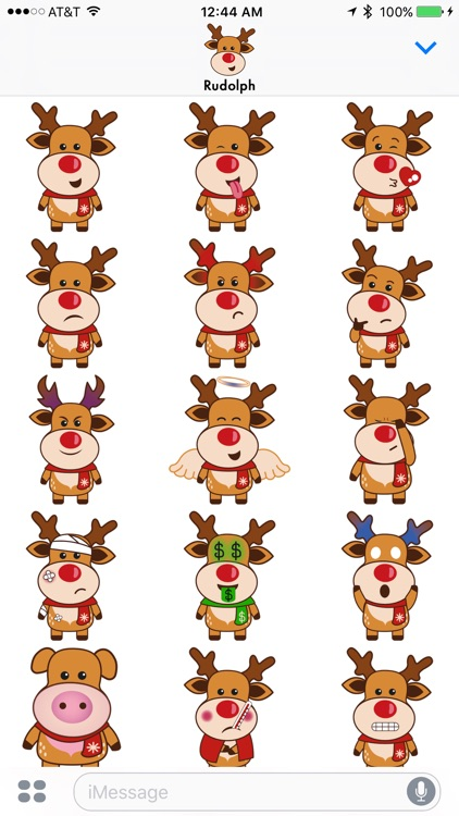 Reindeer Rudolph screenshot-1