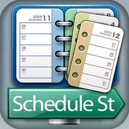 Schedule St. (Free Day Planner / Scheduler)