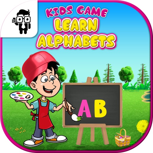Kids Game Learn Alphabets