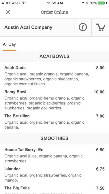 CAKE.net - Find Food, Order Online screenshot-3