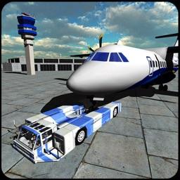 3D Airplane Pilot Car Transporter Sim 2017