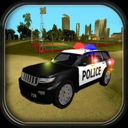 Police vs Thief Car Chase