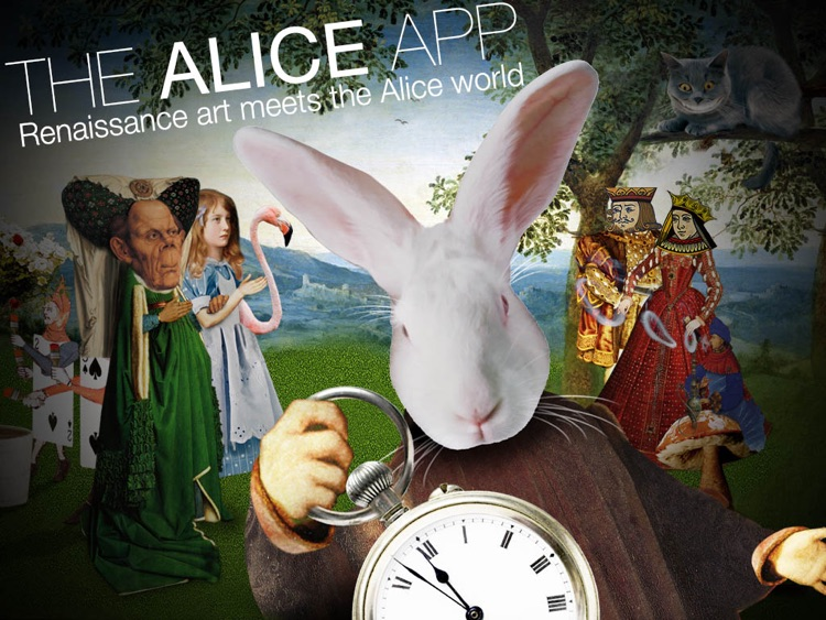 The Alice App - Children's Fairy Tale Stories screenshot-0