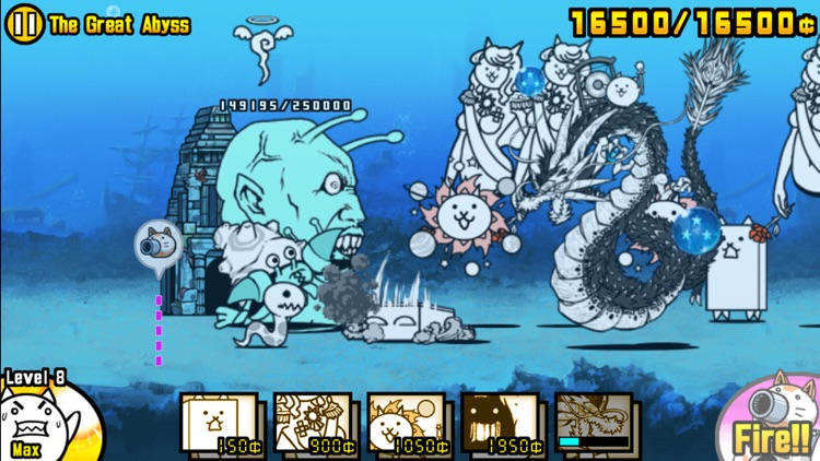 The Battle Cats screenshot-3