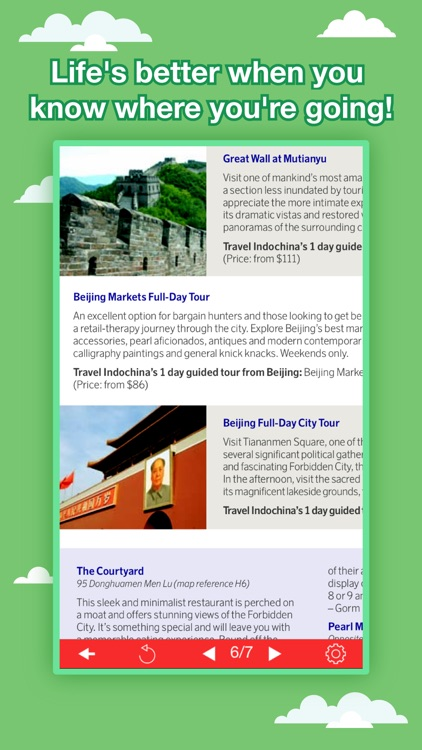 Beijing City Maps - Discover BJS with MTR & Guides screenshot-4